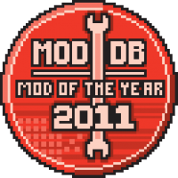 ModDB Mod Of The Year 2011